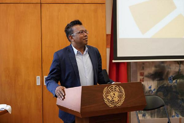 与SDG共赢—企业可持续发展调研报告启动会在京举行